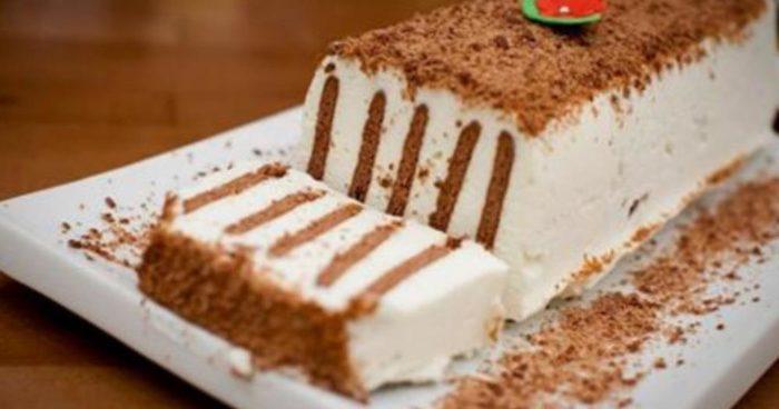 Обалденный торт без выпечки за 25 минут. Очень лёгкий рецепт!