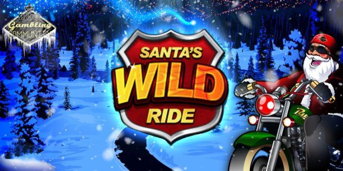 Обзор игрового автомата Santa's Wild Ride в онлайн-казино